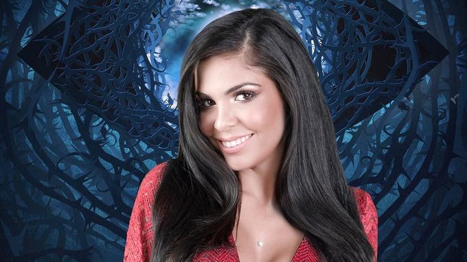 Venezuelan model Cami Li.