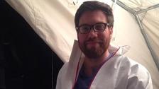 Dr Daniel Cooper