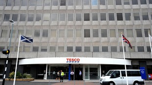 Tesco will close its headquarters in Cheshunt, Hertfordshire, in 2016