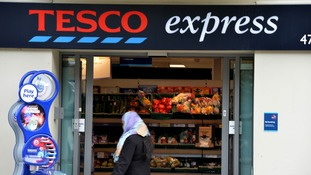 Most of the 43 Tesco stores to close will be Express outlets