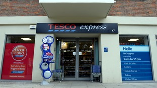 "Tesco is not yet disclosing the locations of the 43 stores to close but Mr Lewis revealed that a ""significant proportion"" would be Tesco Express convenience shops"