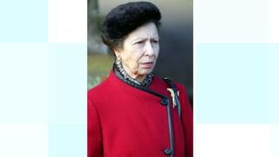 Princess Anne has kept pigs at her Gloucestershire home for several years.