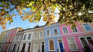 London going against the national trend as house prices drop in a third of boroughs