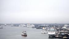P&O Cruises Fleet