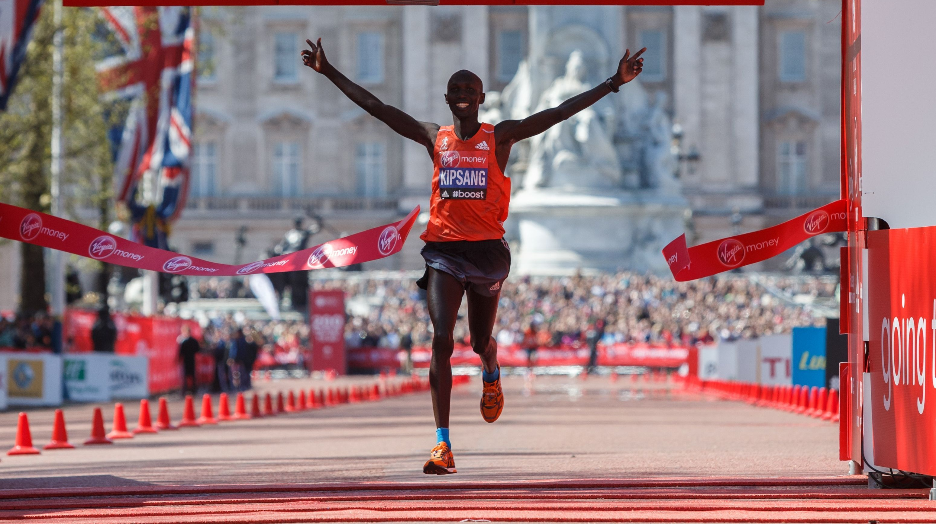 Kenyan record holders to go head-to-head in London ...