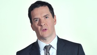 George Osborne defended the Conservative Party's NHS record