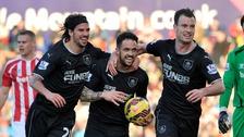 Burnley strike force