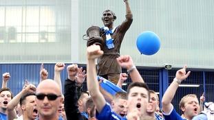 Cardiff City revert to blue kit