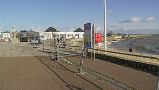 Waveney District Council has secured £2m to continue its work to repair the sea wall at Lowestoft's South Beach.