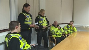 Most calls to Cumbria police are not about crime