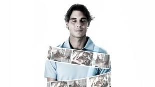 Spaniard Rafael Nadal.