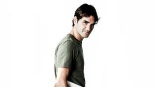 Six-times Wimbledon champion Roger Federer.