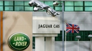 1,300 new jobs at Jaguar Land Rover in Solihull.