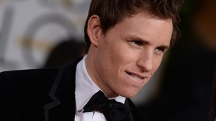 Eddie Redmayne studied at Trinity College, Cambridge