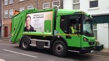 Samaritans Truck