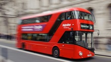A number 24 London bus