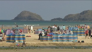 Tourism is down during term time across Devon and Cornwall