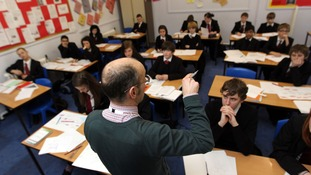 Schools could be pushed to breaking over the next decade by the need to provide almost a million more places for pupils, the LGA has warned