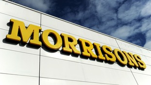 Morrisons has reported a 3.1% drop in like-for-like sales for the festive period