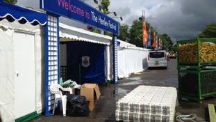 Henley Festival site