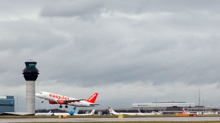 Manchester Airport on a high after 'busiest December'