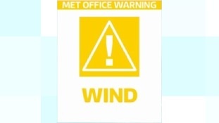 The Met Office has issued a Yellow Alert for the South West