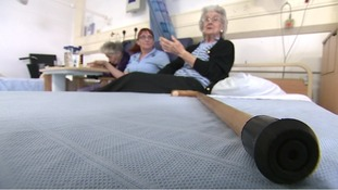 Rate of bed blocking 'almost doubles' in hospitals in England