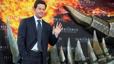 Mark Wahlberg stars in Transformers: Age of Extinction, which received seven Razzie nominations.