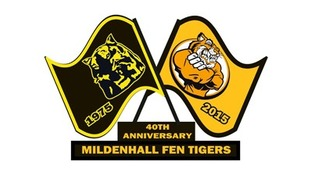 Mildenhall Fen Tigers celebrate 40th anniversary