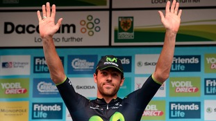 Injury blow for Essex cycling star