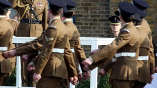 Welsh Army regiments learn fate