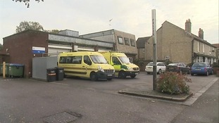 Inquest hears why body was on ambulance station floor