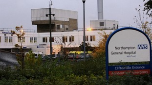 Northampton General Hospital has confirmed a patient has been admitted with a suspected case of Ebola
