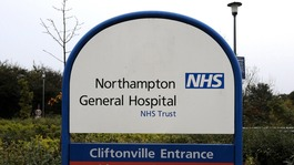 Suspected Ebola case in Northamptonshire