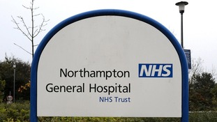 Woman being tested for Ebola in Northampton
