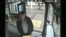 Graeme Jarman on CCTV