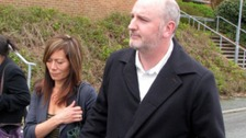 Anna Ryder Richardson and Colin MacDougall