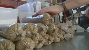 Exporting Haggis to the USA and Canada has been banned since 1971