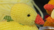 The Little Yellow Duck Project aims to raise awareness of organ donation.