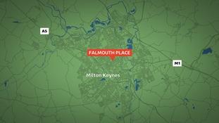 Falmouth Place, Milton Keynes.