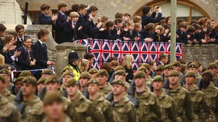 2nd Battalion, the Yorkshire Regiment axed