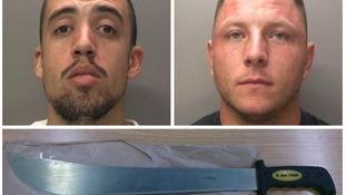 Two Coventry robbers have been jailed