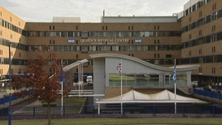 Eight-year-old Abhay Jadeja was taken to the Queen's Medical Centre in Nottingham where he died in the early hours of Wednesday morning.