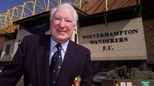 Sir Jack died on Tuesday