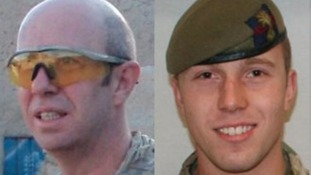 Welsh soldiers Craig Roderick and Leonard Thomas to be repatriated