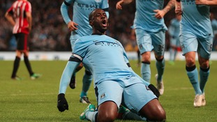 Pellegrini calm over Toure absence