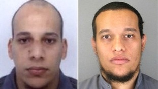 Brothers Cherif and Said Kouachi staged an attack on Charlie Hebdo