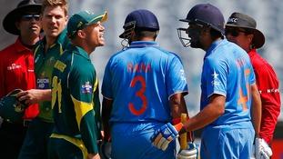 David Warner defends 'speak English' order to Indian cricketer Rohit Sharma