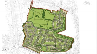 Plans for Paragon Park in Coventry