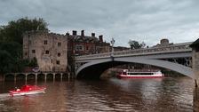Lendal Bridge, York
